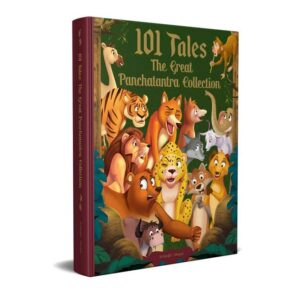 101 Tales The Great Panchatantra Collection 9789390093953