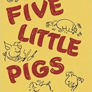 9780007274567 FIVE LITTLE PIGS