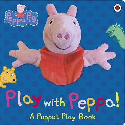 9780723276319 1   Peppa Pig: Play with Peppa Hand Puppet Book   9780723276319   Together Books Distributor